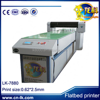 LED UV A1-LK7880 printer/Glass printer/printing size 620*2500mm