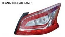 For nissan teana 2013 tail rear lamp/front steering light/fog lamp box