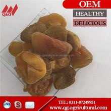 dried peach add sugar price, high quality Chinese organic dried peach sale