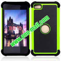 New Arrival 3 in 1 PC + Silicone Hard Case for BlackBerry Z30 A10
