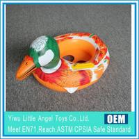 Inflatable Mandarin duck Baby Seat Boat