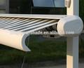 Marco de aluminio toldos fabricación