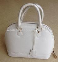 2014 Designer Wholesale GuangZhou Leather Shell shaped Brand Handbag Hobo Bag For Women Ladies