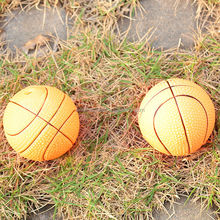2014 newest fashion stuffed life size basketball dog toy
