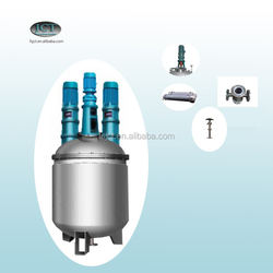 mixing vessel /reactor for glass glue /silicone sealant