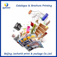 OEM professional printer perfect bound Fashionable skf bearing catalogue with custom design printing