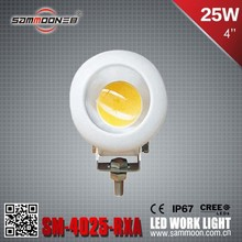 25w Cree chips Rescue, mining helmet, bicycle, motorcycle, boat or ATV Off Road LED Work Light_SM-613