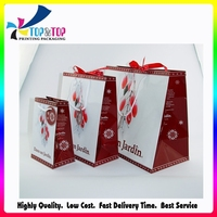 2015 Christmas New Year Paper Gift Bag