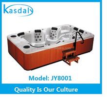 air jet massage outdoor spa hot tub hydro jet spa massage spa&hot tub