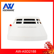 Home Security 24V Fire Alarm Wired Addressable Cigarette Smoke / Electric Smoke Detectors