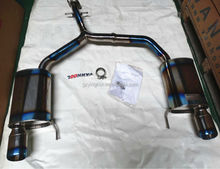 performance titanium exhaust system for GS300 GRS191