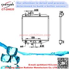 Auto Radiator for DAIHATSU CHARADE 1.3 87-93 AT OEM:1640087F12 1640087F11 NS:61749