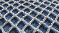 nylon multifilament knotless fish net