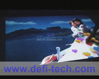 3 sets interactive floor software/ 9sqm transparent rear projection film/22 cm*36 cm adhesive smart film /free A 4 black film