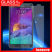 For Samsung Galaxy N7100/Note2/NoteII hard coated premium tempered glass screen protector clear protective film