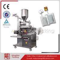 MD-11 tea bag packing material tag filter thread Automatic Packer