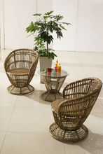 Nature Kohsamui Restaurant/Coffee Shop/cafe used high quality rattan coffee chair and table