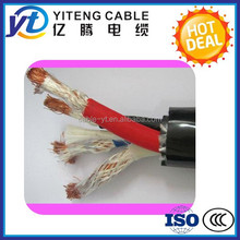 PVC Sheathed Flexible Control Cable,XLPE Insulated,Copper Conductor Fire Resistant Screened Control Cables