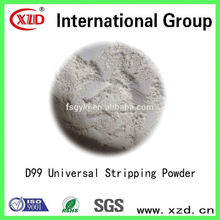 Universal stripping powder copper plating wetting agent/decorative chrome/plating solution