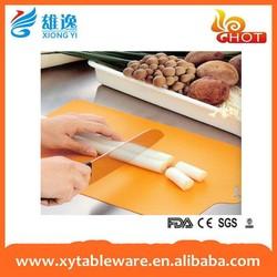 EU certification pp kitchen cutting board/bamboo chopping block