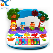 Wholesale Mini Safety Musical Plastic 30*24.5*23.5cm Gift Item For Babys