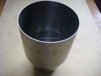 tungsten pot, furnace crucible for glass melting