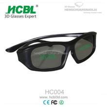 electrically polarized glass 3D Glasse