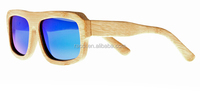 Eco-friendly bamboo sunglasses leading manufacturer in China