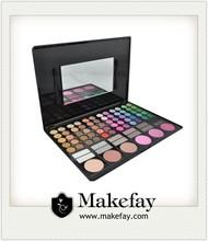 Hot sale pro fashion 78 color makeup cosmetics palette