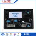avr para gerador R220 brushless alternador avr