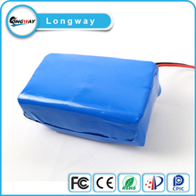 Hottest selling 48v 40Ah(16s2p) lifepo4 scooter battery pack with BMS and 5A charger