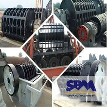 The application of jc series jaw crusher in zinc crushing plant