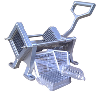 2015 Hot Sale Commercial Manual Potato Chip Stick Cutter/Potato Chipper machine/Vegetable & Fruit Cube Cutter machine