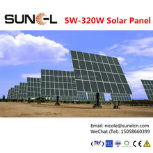 250 wp solar modules in bulk order for project