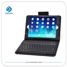 Tablet case bluetooth keyboard for iPad Air