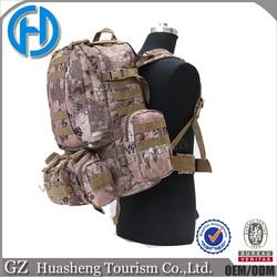 TACTICAL ASSAULT PATROL PACK ARMY OUTDOOR CLIMBING BAG