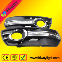 Top quality and super low price car led day light for Audi Q5 2012 car led drl light