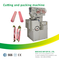high capacity toffee soft candy hard caramel candy wrapping machine