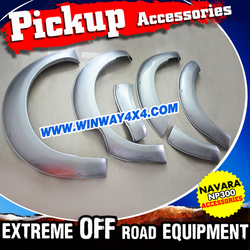 2015 Navara Accessories Wheel Arch Fender Flare For 2015 Navara NP300 D23