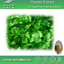 Parsley Plant Extract, Parsley Plant Extract Powder, Parsley Leaf P.E. (Extract Ratio:4:1~20:1)