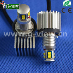 car led marked 10-30v , auto led angel eyes e92 80w creechip , led car light