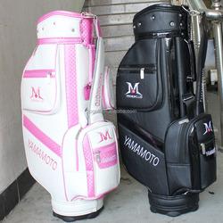 promotion pu golf tour bag