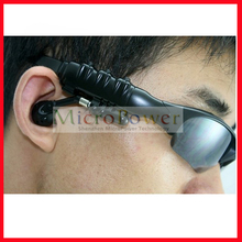 with MP3 Player 2GB UV Protection Hands-free Sunglasses Sports (Black)
