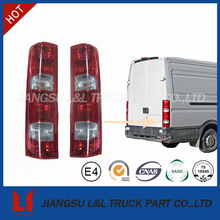Car plastic parts for lamp for iveco daily