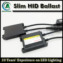 High quality AC 35W slim HID ballast xenon HID conversion kits