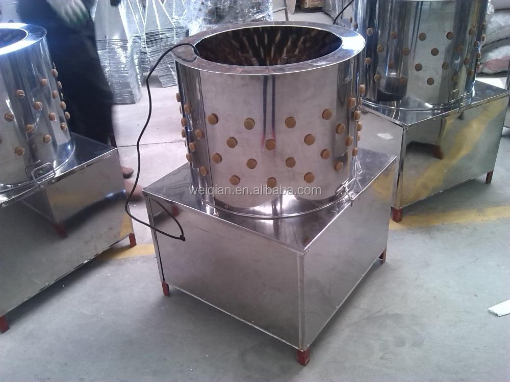 turkey plucker machine