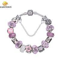 New Charm beaded bracelet 2015 murao glass beads handmade bracelets good luck bracelet