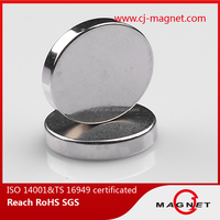 china N55 ndfeb magnet manufacture post-it notes magnet