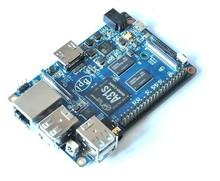 Original BPI-M2 Banana Pi M2 A31S Quad Core 1GB RAM on-board WiFi Open-source development board singel-board computer