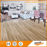 Natural home decoration material timber flooring
